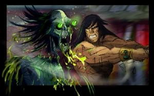 Conan: Red Nails animated movie... not dead ! Conanrednails